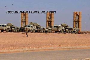 Hệ thống phòng không S-400 của Nga hiện diện ở Algeria