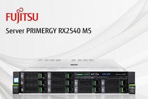 Siêu phẩm Fujitsu PRIMERGYGX2460M1 và RX2540M5 – tích hợp chip xử lý Intel Xeon Platinum processor