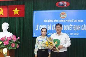 Ông Nguyễn Văn Quên làm Chủ tịch Hội Nông dân TP Thủ Đức