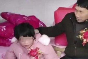 Dư luận Trung Quốc bức xúc vì 'đám cưới' của cô gái thiểu năng