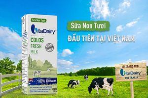 VitaDairy sở hữu trang trại sữa tại đảo Tasmania Australia