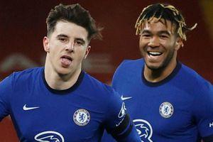 Chelsea trở lại top 4 sau trận thắng Liverpool
