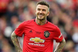 David Beckham ký hợp đồng với Disney