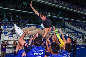 Đằng sau chức vô địch lịch sử của BG Pathum United