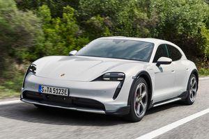 Porsche Taycan Cross Turismo, thêm lựa chọn cho xe điện thể thao