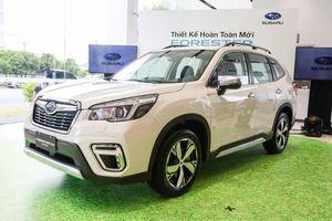 Các mẫu xe nhập khẩu được giảm giá trong tháng 3