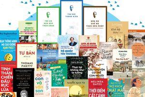 136 ấn phẩm ra mắt trong 'Tháng ba sách Trẻ'