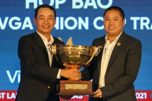 40 vận động viên tranh tài tại giải golf nghiệp dư Việt Nam