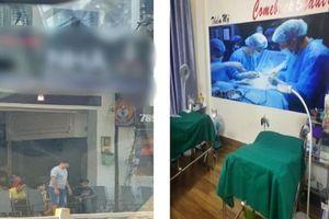 TP Hồ Chí Minh: Phát hiện một cơ sở thẩm mỹ trá hình bên trong quán cà phê
