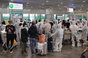 Việt Nam ghi nhận sáu ca Covid-19 nhập cảnh