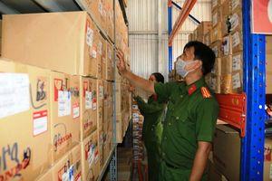 Bắt giám đốc công ty sản xuất hàng giả số lượng lớn ở An Giang