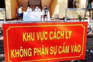 Khoanh vùng, giám sát chặt chẽ khu vực có nguy cơ tại thành phố Chí Linh