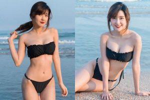 Ngắm trọn thân hình gợi cảm của nữ streamer xinh đẹp nhất Thái Lan