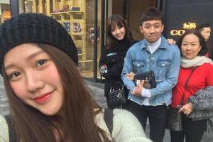 Em gái Trấn Thành gác lại ước mơ diễn xuất, theo học trường đại học đắt đỏ nhất Việt Nam