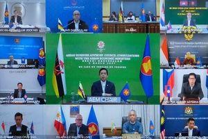 13 ưu tiên hợp tác kinh tế đã được thông qua tại AEM Retreat 27