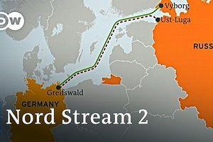 Mỹ tuyên bố khả năng tiếp tục 'tăng đòn' với Dòng chảy phương Bắc 2