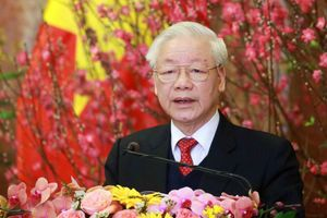Điện mừng Tổng Bí thư, Chủ tịch nước Nguyễn Phú Trọng