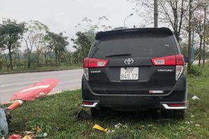 Xe ô tô gây tai nạn liên hoàn rồi bỏ chạy khiến 3 người thương vong