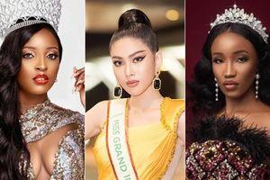 Á hậu Ngọc Thảo cập nhật tình hình ở Thái Lan sau 2 thí sinh Miss Grand mắc COVID-19