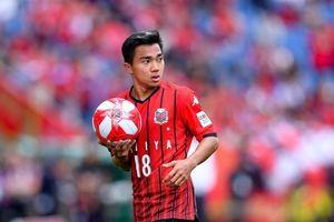 'Messi Thái Lan' đắt giá nhất CLB Nhật Bản