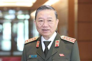 Năm tướng lĩnh công an, quân đội được giới thiệu ứng cử đại biểu Quốc hội
