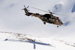 Rơi trực thăng quân sự, tướng lĩnh cấp cao Thổ Nhĩ Kỳ tử nạn