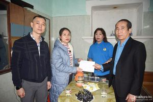 Các đơn vị trên địa bàn Nghệ An sôi nổi tổ chức hoạt động kỷ niệm ngày 8/3