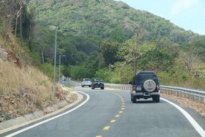 Bà Rịa-Vũng Tàu: Khánh thành đường Tây Bắc Côn Đảo giai đoạn 1