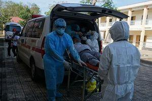 TP Hồ Chí Minh lập danh sách 44.175 người được ưu tiên tiêm vaccine COVID-19 đợt đầu