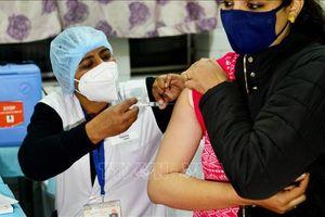 Ấn Độ đẩy nhanh chương trình tiêm chủng