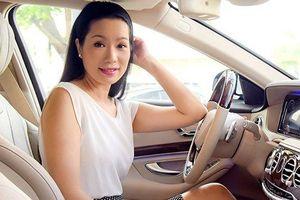 Bóc giá xế hộp Á hậu Trịnh Kim Chi được chồng tặng