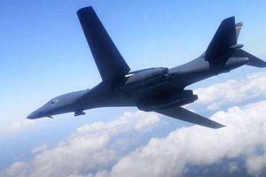 Máy bay ném bom Mỹ mô phỏng tấn công vào Kaliningrad