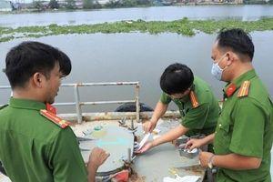 Bắt 2 thuyền trưởng trong đường dây sản xuất xăng giả 'khủng' ở Đồng Nai