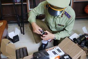 Đà Nẵng: Phát hiện gần 3.500 sản phẩm thuốc lá điện tử không hóa đơn chứng từ