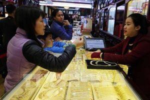 Giá vàng sáng 5/3 giảm 150 nghìn đồng/lượng