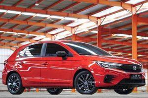 Honda City bản hatchback 2021 ra mắt tại Indonesia