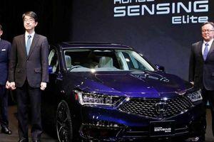 Xe tự lái cấp độ 3 đầu tiên của Honda có giá 102 nghìn USD
