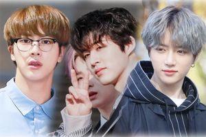 Top 20 nam idol Kpop hot nhất tháng 2: Jin (BTS) khó đánh bại B.I (iKON)!