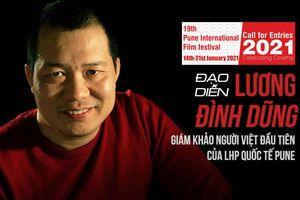 Đạo diễn '578: Phát đạn của kẻ điên' trở thành giám khảo người Việt đầu tiên của LHP Quốc tế Pune