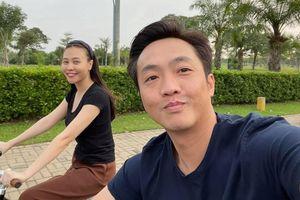 Đàm Thu Trang muốn chứng tỏ sức mạnh của 'nóc nhà', Cường Đô La lập tức thể hiện thái độ