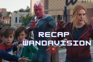 Khóc hết nước mắt với 'WandaVision' tập cuối: Vợ chồng, con cái mỗi người một phương