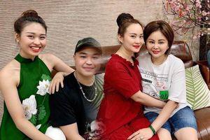 Đọ gu ăn mặc khác biệt của 3 bông hồng nhà Lê Giang