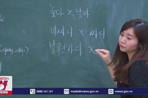 Thí điểm đưa tiếng Hàn và Đức thành ngoại ngữ 1