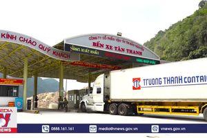 Lạng Sơn tạo điều kiện thuận lợi xuất nhập khẩu