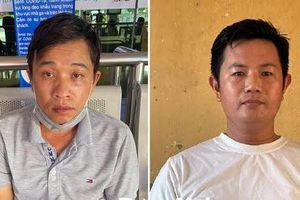 Đồng Nai: Bắt 2 thuyền trưởng trong đường dây sản xuất xăng giả 'khủng'
