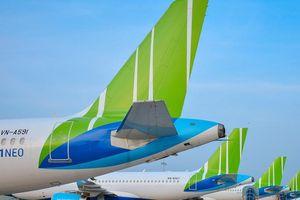 Bamboo Airways khai thác 57 đường bay nội địa, mục tiêu chiếm lĩnh 30% thị phần năm 2021
