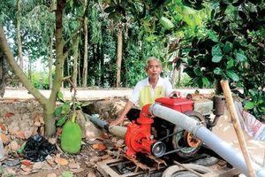 Chủ động nguồn nước sản xuất lúa và cây ăn trái trong mùa khô