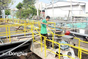 Nhiều nhà máy xử lý nước thải đồng loạt nâng công suất