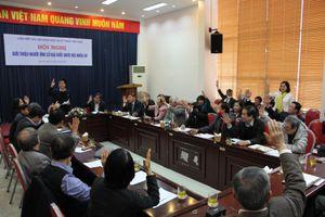 'Giới thiệu Chủ tịch Phan Xuân Dũng ứng cử Đại biểu Quốc hội khóa XV là rất xứng đáng'