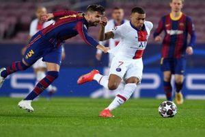 Lịch thi đấu lượt về vòng 1/8 Champions League 2020/2021 - Cup C1: Barca ngược dòng PSG?